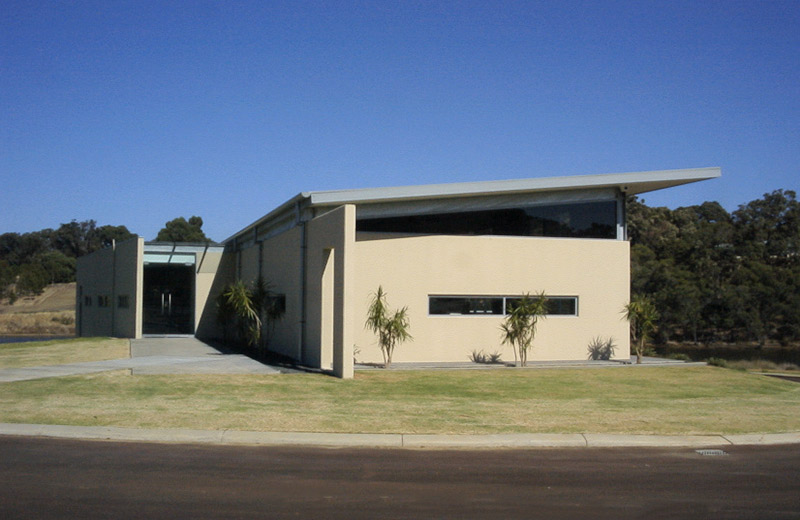 office construction busselton