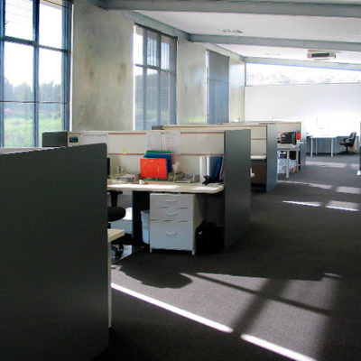 office construction busselton