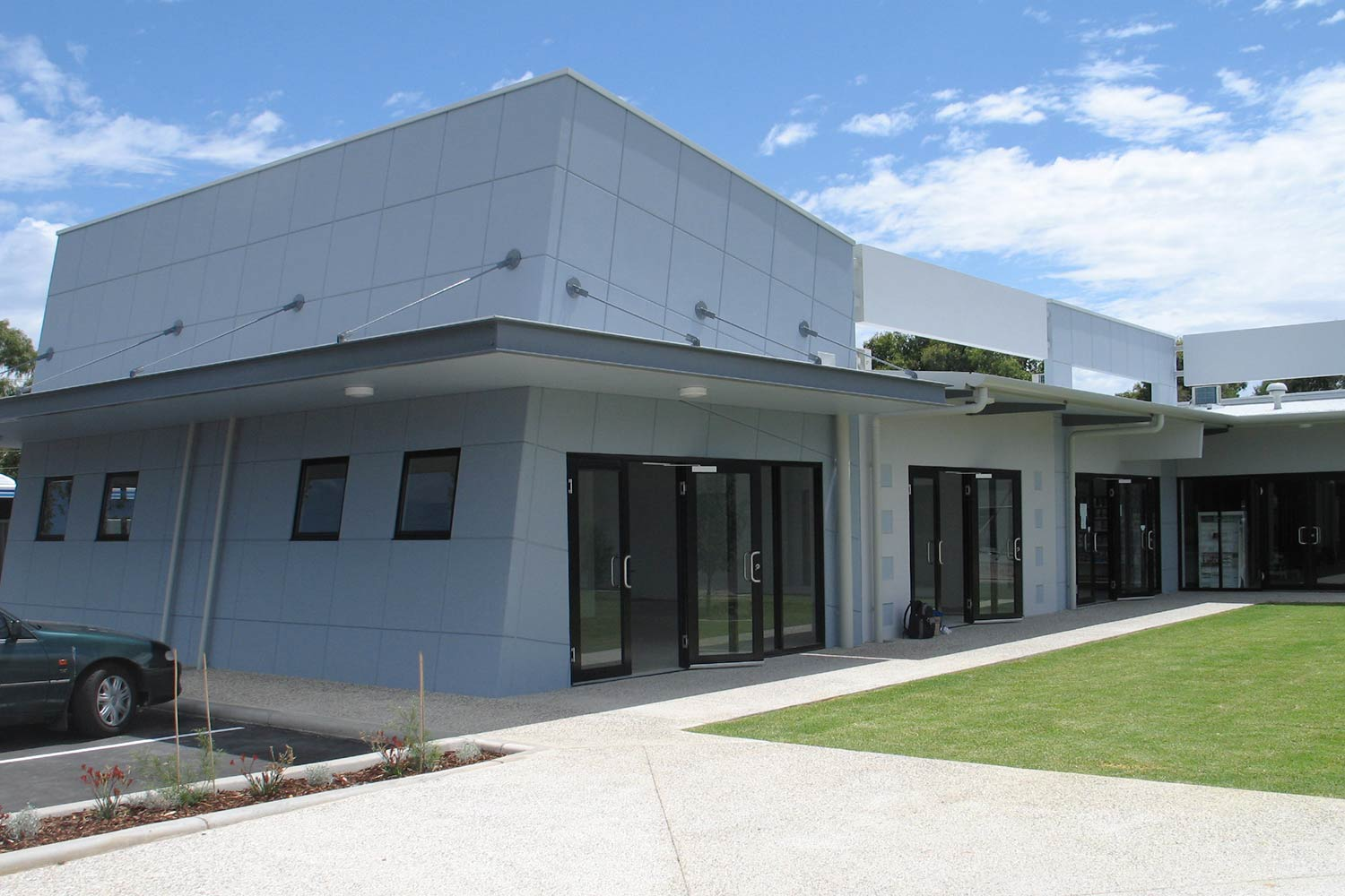 commercial construction australind