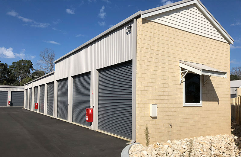 construction-busselton-self-storage-units